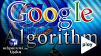 Google ranking algorithm changed.